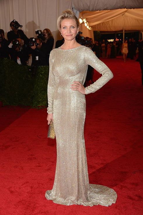 Cameron Diaz 22lbs Stella McCartney