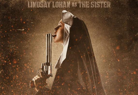 Lindsay Lohan Machete