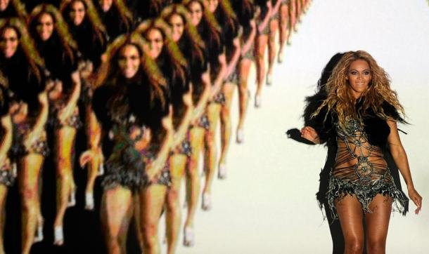 Beyonce performance at Billboard Music Awards