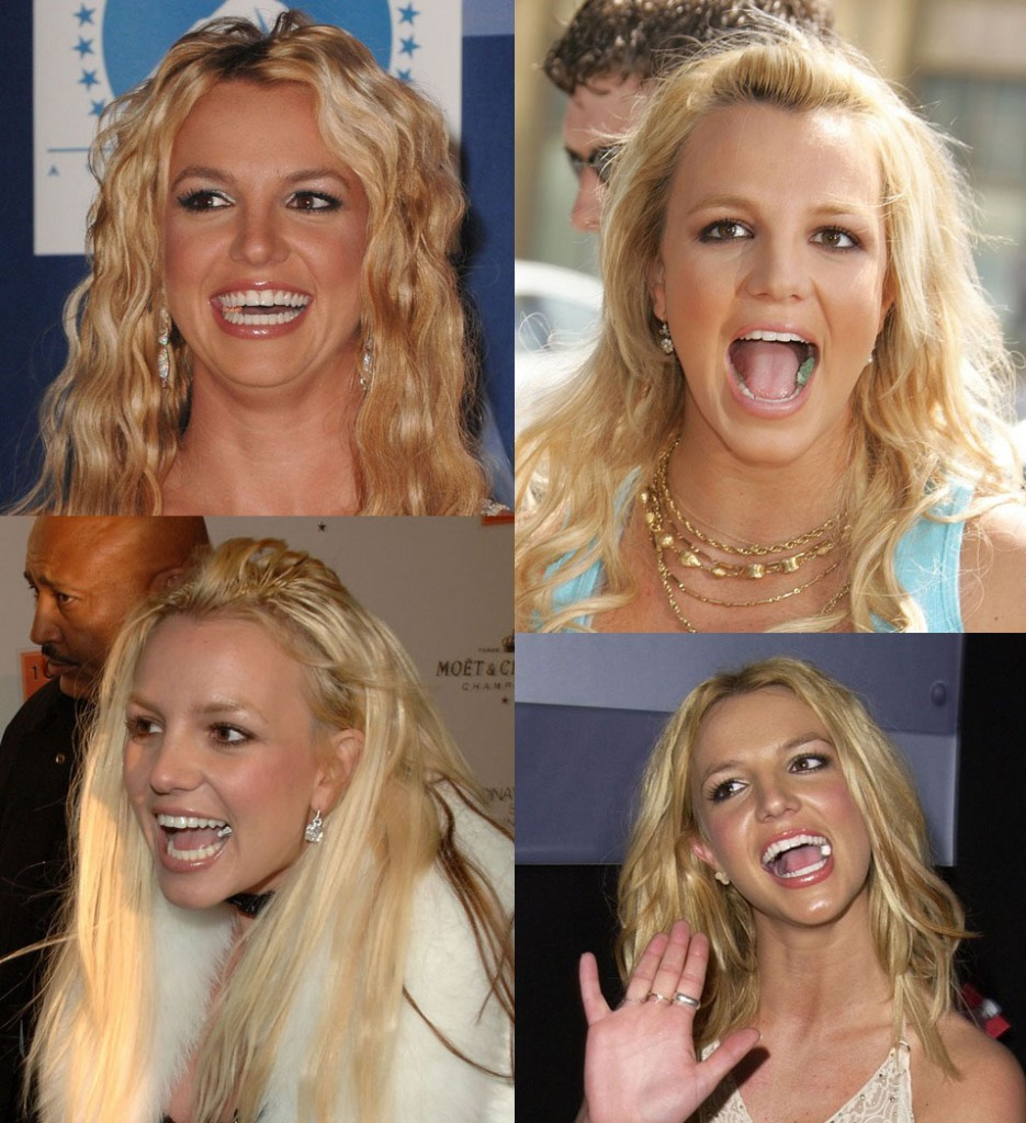 Britney Spears chewing gum during 'X Factor' announcement: Good or