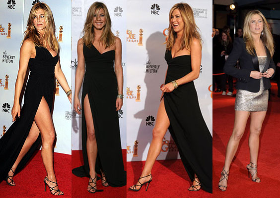 Jennifer Aniston legs