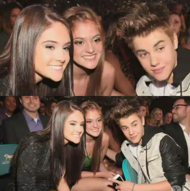 Justin Bieber Cady Eimer Billboard Music Awards