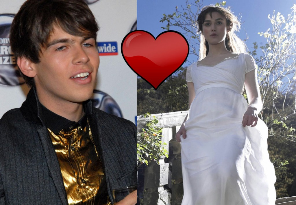 Keira Knightley engaged with James Righton
