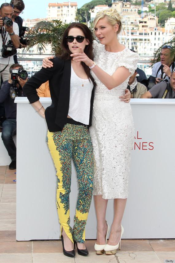 Kristen Stewart pants
