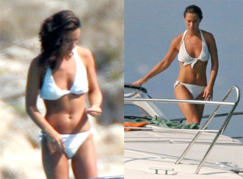 Pippa Middleton Underwear