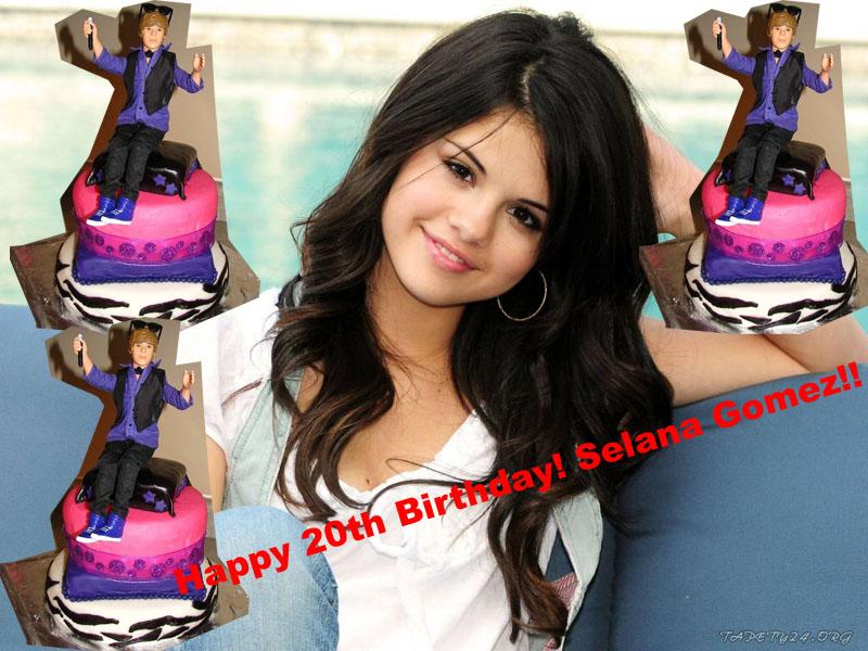 Selena Gomez's birthday