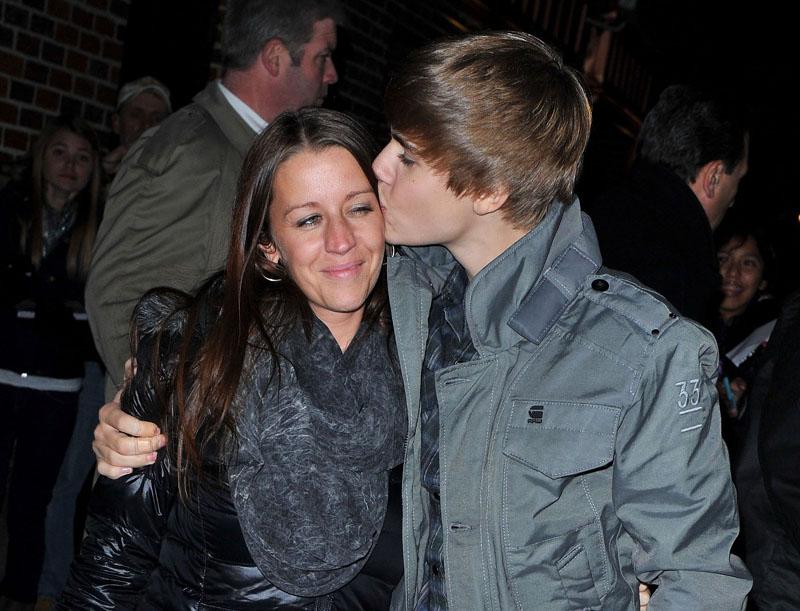 Justin Bieber mom