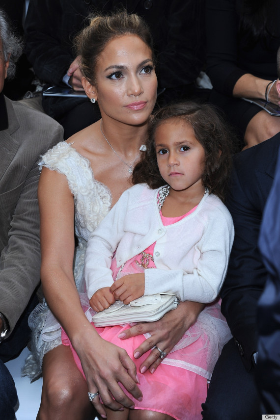 Jennifer Lopez's daugther
