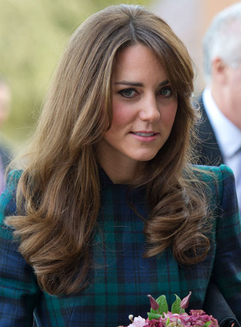 Kate Middleton's Nose